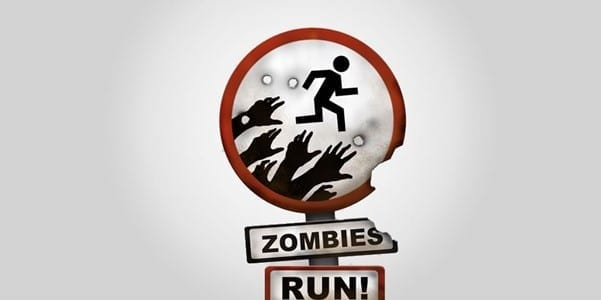 After using Zombies, Run! Couch to 5k for a month, it was time for review.
