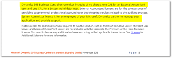 microsoft licenses for business